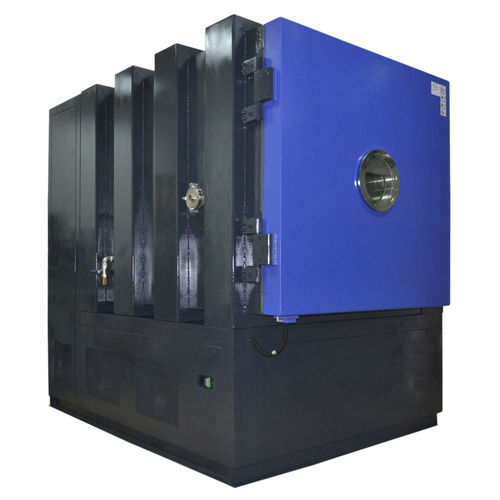 climatic test chamber / altitude / automatic / explosion-proof