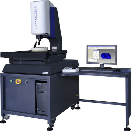 video measuring machine / 3D / CNC / fully-automatic