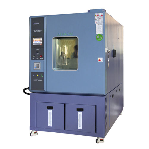 environmental stress screening test chamber / humidity and temperature / for wire / for aircraft