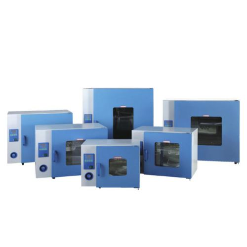 drying oven / hot air / stainless steel / digital