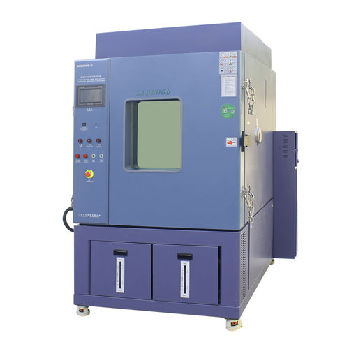 temperature test chamber / for high temperatures / with temperature and climatic control / for rapid temperature cycling