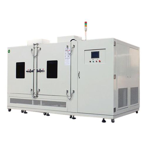 thermal shock test chamber / climatic / for automobiles / for materials testing machines
