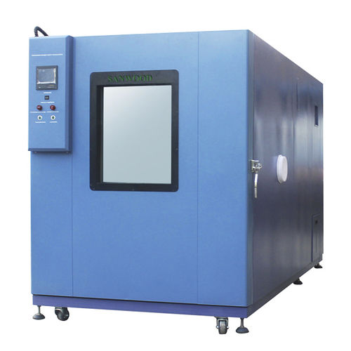 environmental test chamber / humidity and temperature / alternating / constant