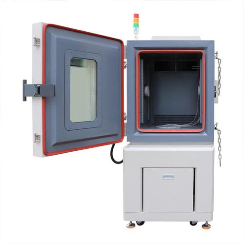 temperature test chamber / low-temperature / for high temperatures / explosion-proof