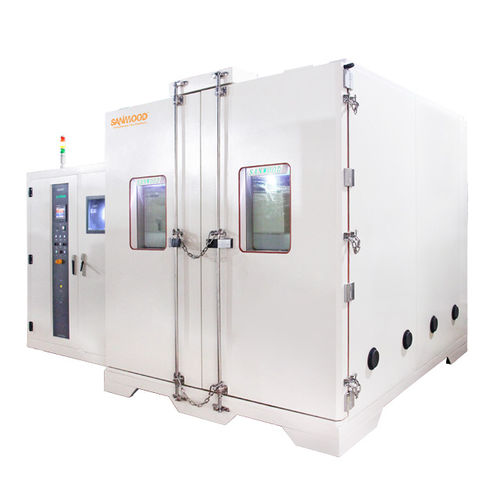 temperature test chamber / walk-in