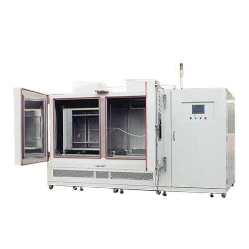 thermal shock test chamber / for composite materials