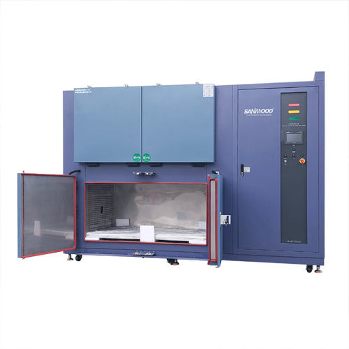 thermal shock test chamber / automatic