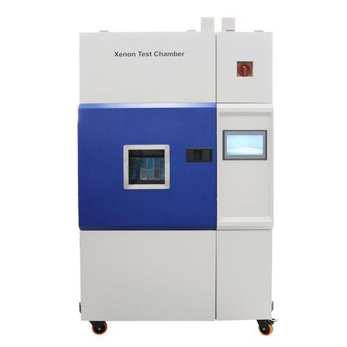 cooling test chamber / for materials testing machines / with xenon arc lamp
