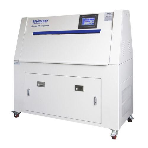 UV light aging test chamber / water spray
