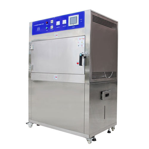stainless steel test chamber / UV