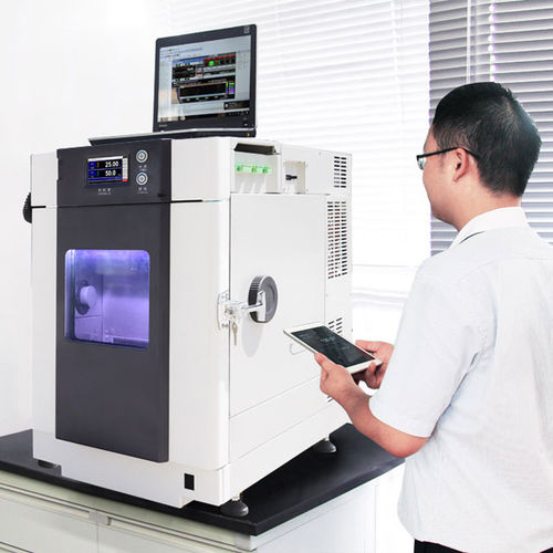 humidity and temperature test chamber / development / bench-top