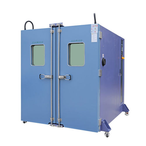 temperature test chamber / humidity / walk-in