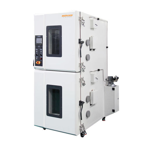 temperature test chamber / low-temperature / for high temperatures / accelerated