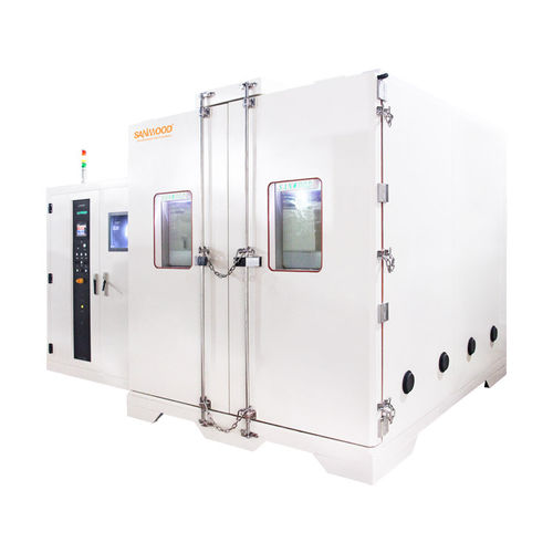 humidity test chamber / climatic / temperature / walk-in