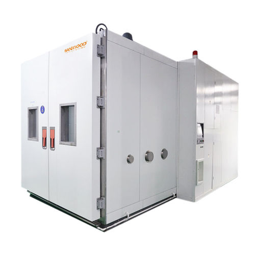 aging test chamber / humidity and temperature / for wire / with temperature and climatic control