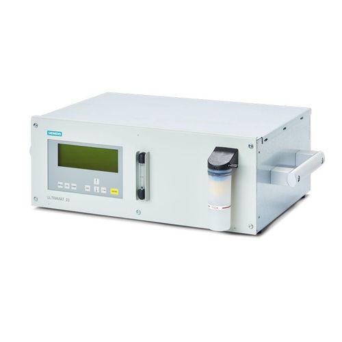 carbon dioxide analyzer / carbon monoxide / process gas / continuous