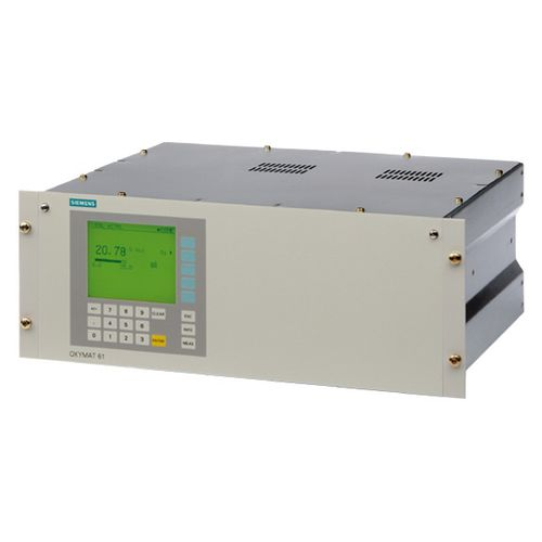 oxygen analyzer - Siemens Process Analytics