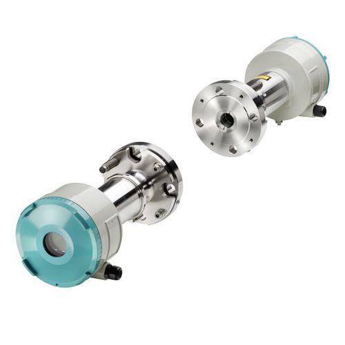 process gas analyzer / oxygen / carbon monoxide / temperature