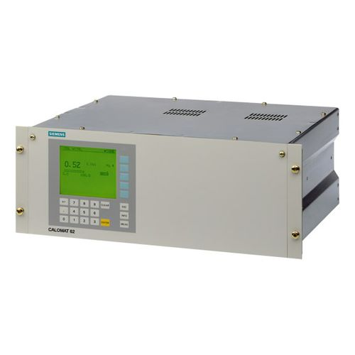 process gas analyzer / hydrogen / continuous / compact