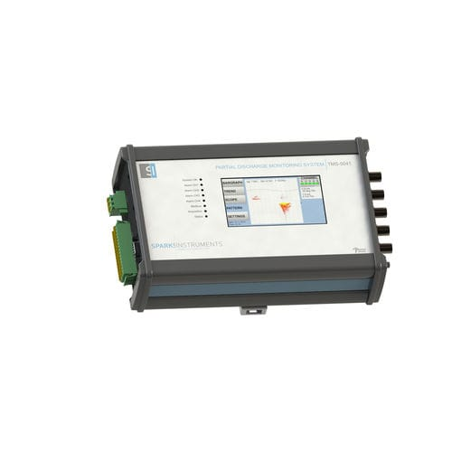portable partial discharge monitor