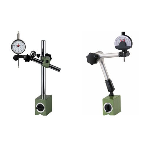 indicator stand with magnetic base