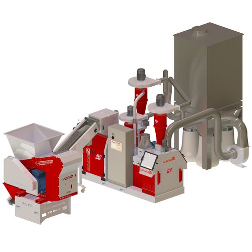 cable recycling unit
