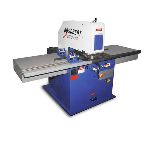 automatic punching machine / hydraulic / for sheet metal