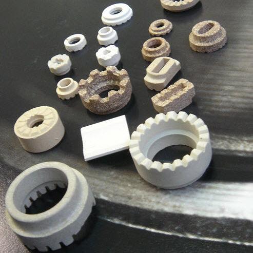 weld ferrule / ceramic / for welding