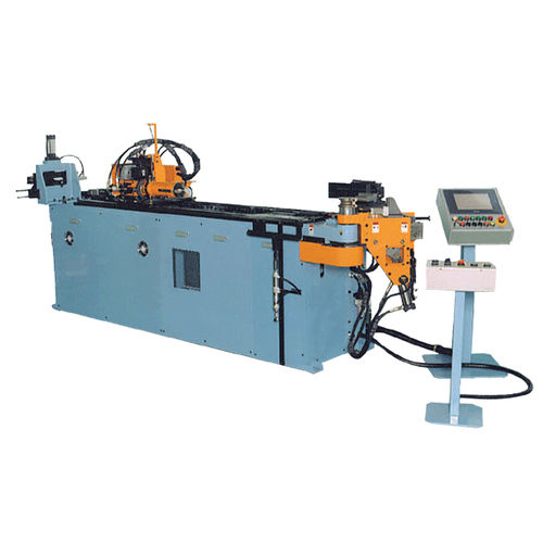electric bending machine / for tubes / CNC / mandrel