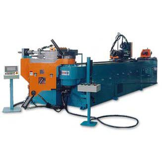 electric bending machine / for tubes / CNC / mandrel