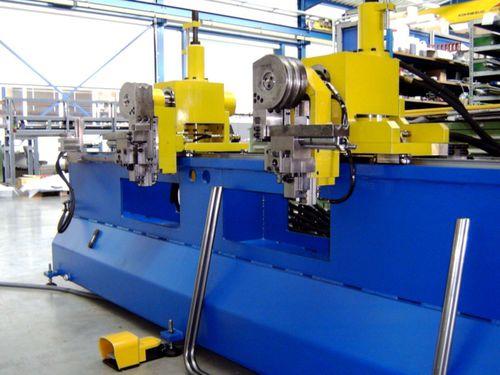 twin-head bending machine