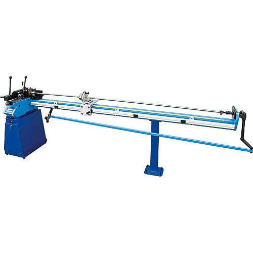 electric bending machine / for tubes / mandrel