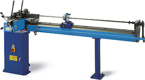 electric bending machine / for tubes / mandrel