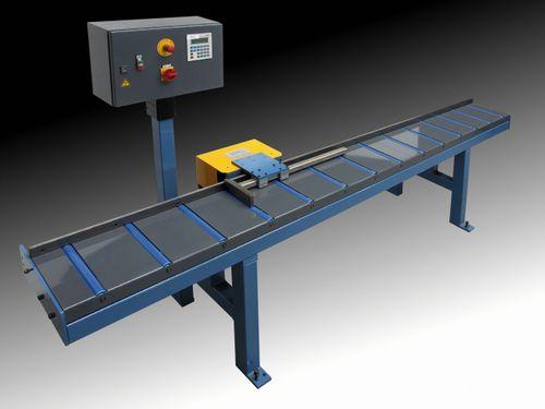 stop unit for conveyor