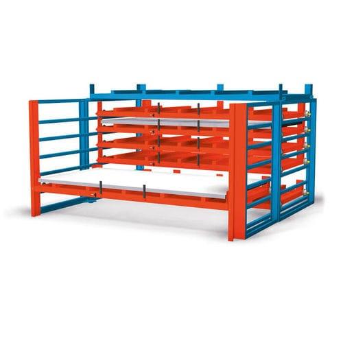storage warehouse shelving