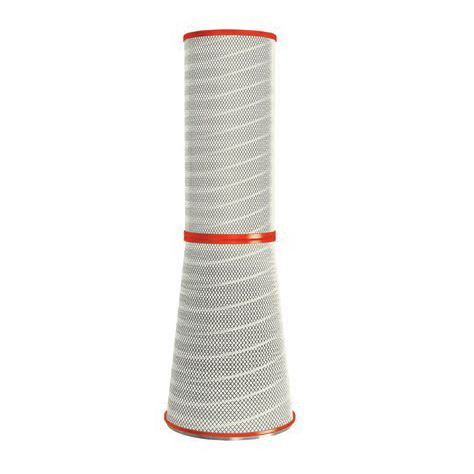air filter cartridge / dust / synthetic / membrane