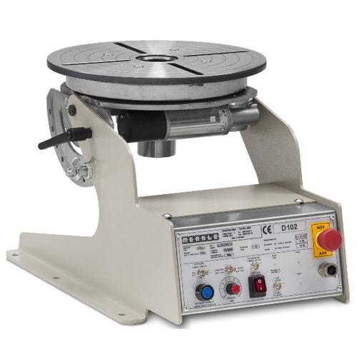 motorized welding positioner / rotary / linear