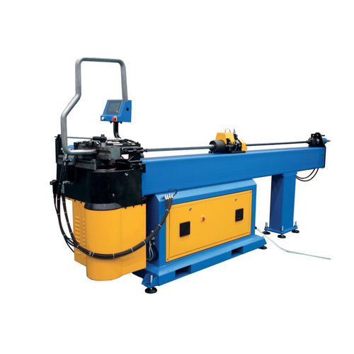 electro-hydraulic bending machine / for tubes / CNC / automatic