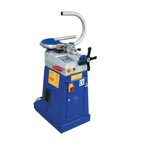 manual bending machine / electric / for tubes / digitally-assisted