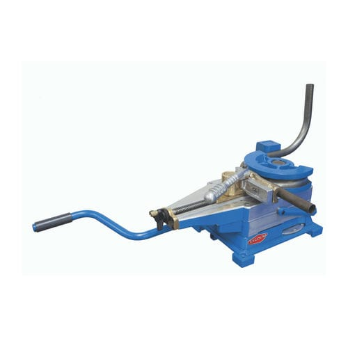 manual bending machine / for tubes / mechanical / without mandrel