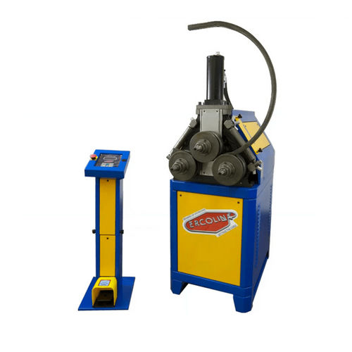 electro-hydraulic bending machine / for tubes / bar / compact