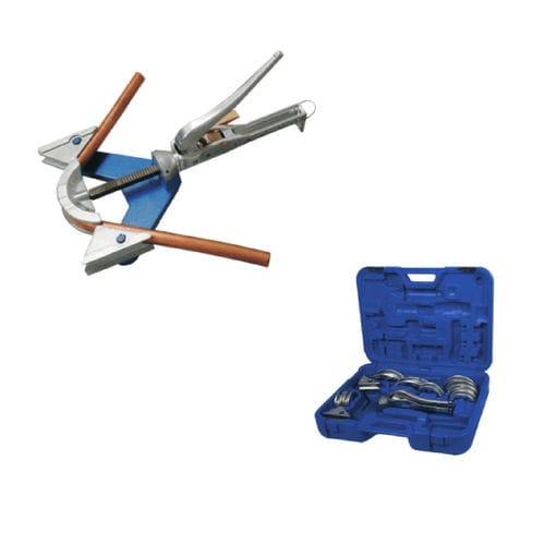 handheld bending machine / hydraulic / manual / for tubes