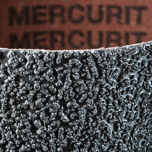 wide abrasive belt / for grinding applications / silicon carbide