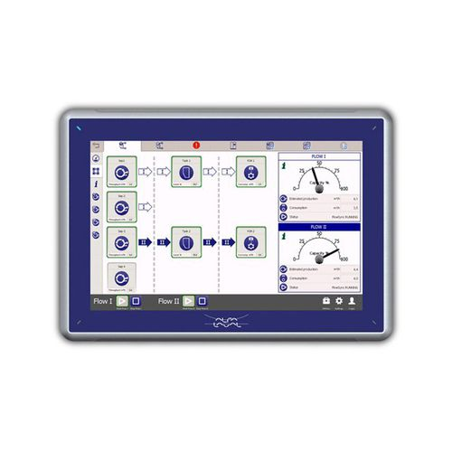 protection control system / electric / industrial / automatic
