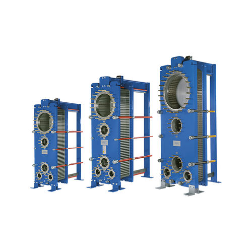 gasketed plate heat exchanger / liquid/liquid / compact / condensation
