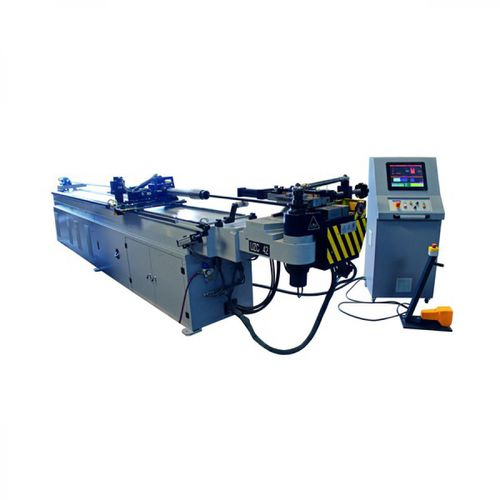 CNC bending machine / hydraulic / servo-electric / for tubes