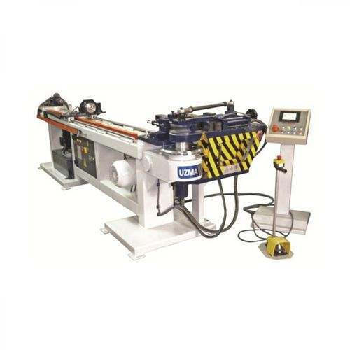 NC bending machine / hydraulic / for tubes / PLC-controlled