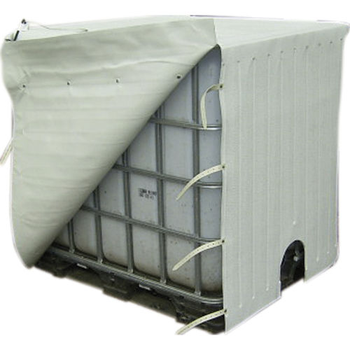 electric heating jacket / for IBC containers
