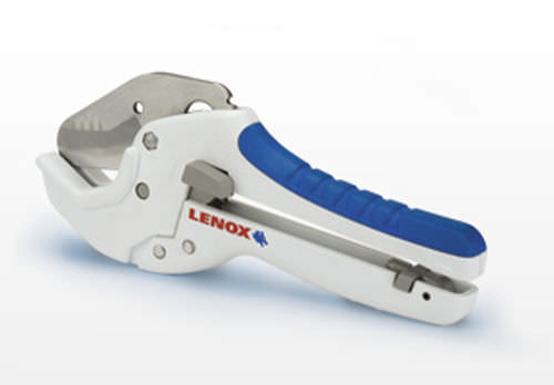 plastic pipe cutter