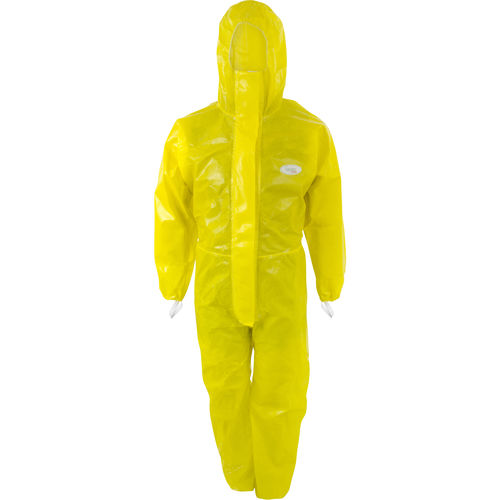 work coveralls / chemical protection / waterproof / anti-static